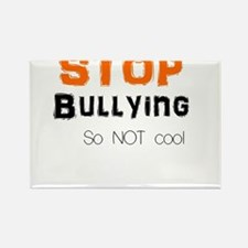 stop bullying Rectangle Magnet