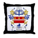Irland Coat of Arms Throw Pillow