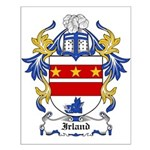 Irland Coat of Arms Small Poster
