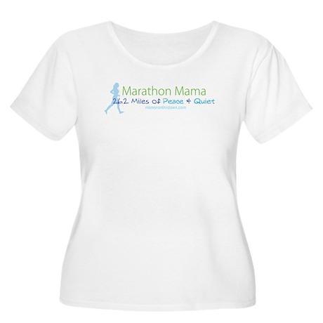 Marathon Mama - 26.2 Miles of Peace Quiet Women's