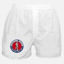 National Guard Logo Boxer Shorts