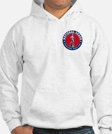 National Guard Logo Hoodie