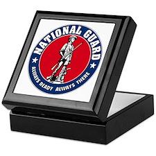 National Guard Logo Tile Gift Box