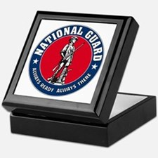 National Guard Logo Tile Gift Box