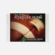 Forever Irish Rectangle Magnet