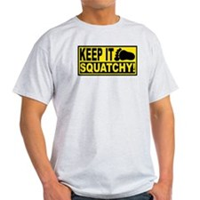 AUTHENTIC Bobo KEEP IT SQUATCHY T-Shirt
