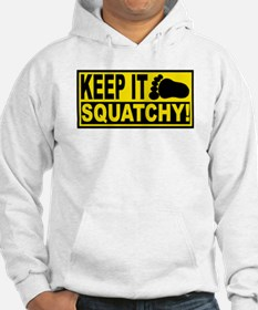 AUTHENTIC Bobo KEEP IT SQUATCHY Hoodie