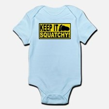 AUTHENTIC Bobo KEEP IT SQUATCHY Infant Bodysuit