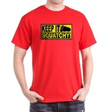 AUTHENTIC Bobo KEEP IT SQUATCHY T-Shirt