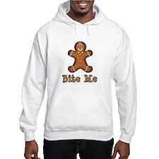 Gingerbread Man Jumper Hoody
