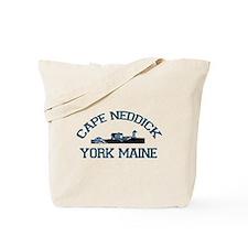 Cape Neddick ME. Tote Bag