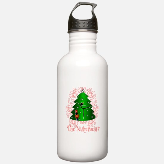 Nutcracker Ballet Water Bottle