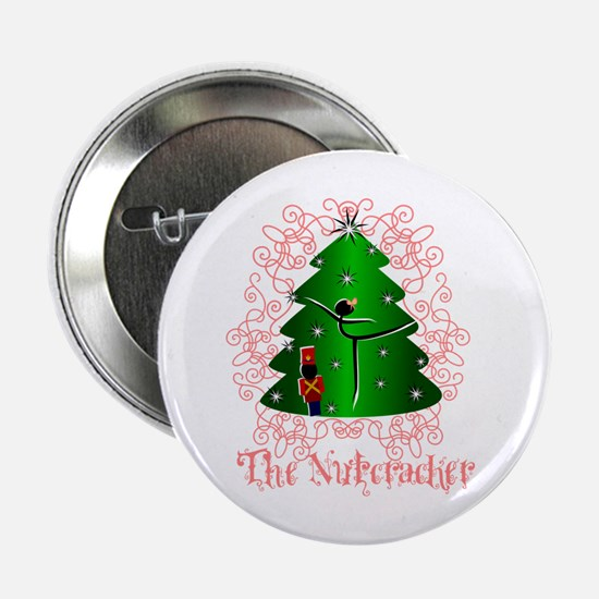"Nutcracker Ballet 2.25"" Button"