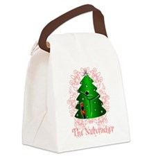 Nutcracker Ballet Canvas Lunch Bag