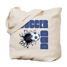 Soccer Dad Tote Bag