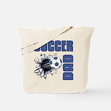 Soccer Dad Tote Bag