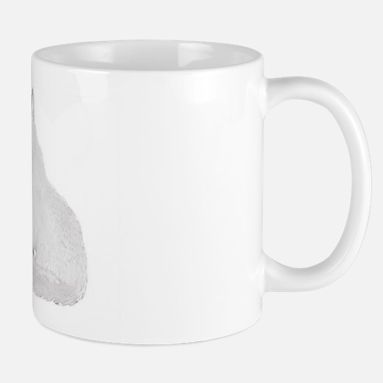 Blank Large Mugs