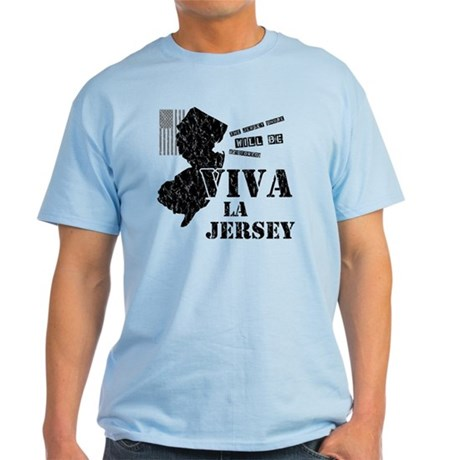 Viva La Jersey Light T-Shirt