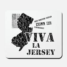 Viva La Jersey Mousepad