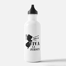 Viva La Jersey Water Bottle