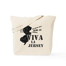 Viva La Jersey Tote Bag