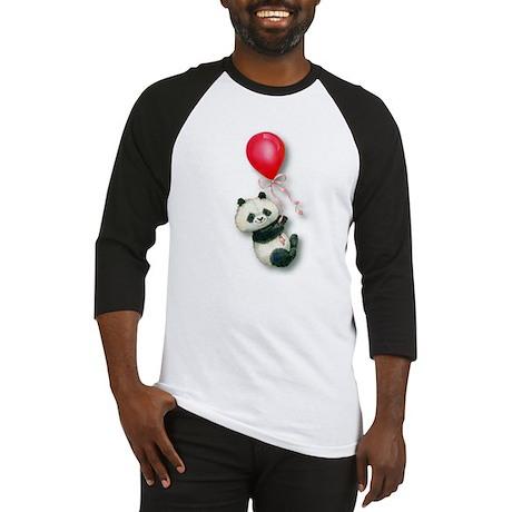 Cute Panda Baseball Jersey