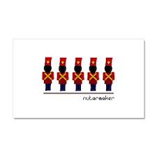 Nutcracker Soldiers Car Magnet 20 x 12