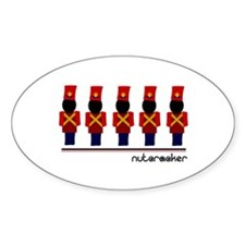 Nutcracker Soldiers Decal