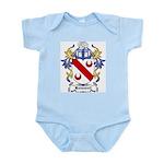 Hummell Coat of Arms Infant Creeper