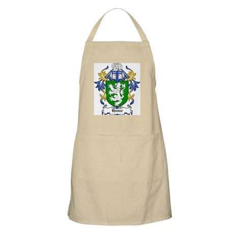 Hume Coat of Arms BBQ Apron