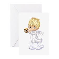 PRECIOUS ANGEL Greeting Cards (Pk of 10)