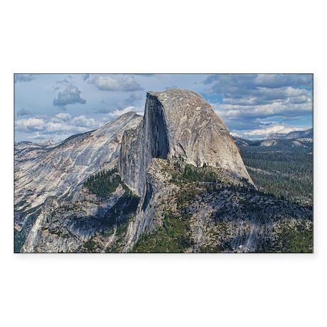 Helaine's Yosemite Sticker (Rectangle)
