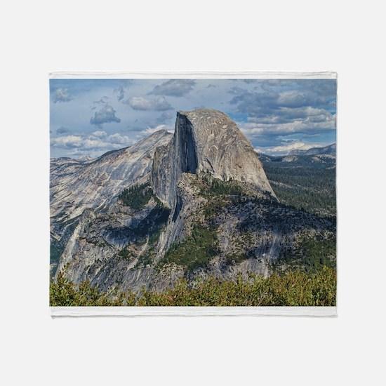 Helaine's Yosemite Throw Blanket