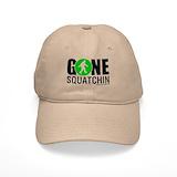 Gone squatchin Classic Cap