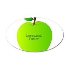 Inspirational Teacher Wall Decal