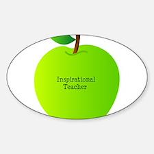 Inspirational Teacher Decal