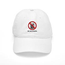 Alcohol Allergy Baseball Cap