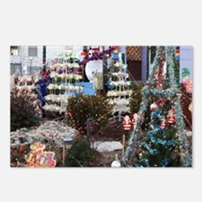Christmas Spirit Postcards (Package of 8)