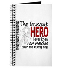 Bravest Hero I Knew Mesothelioma Journal