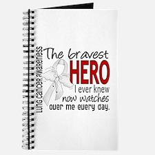 Bravest Hero I Knew Lung Cancer Journal