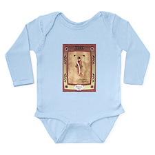 Edwardian Christmas fashion Long Sleeve Infant Bod