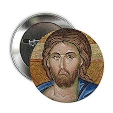 "Christ Jesus 2.25"" Button (10 pack)"