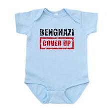 Benghazi Cover Up Infant Bodysuit
