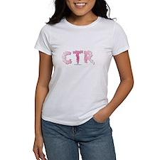 CTR Splatter Half Tone Pink Choose the Right Women
