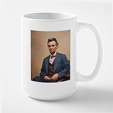 Abraham Lincoln Large Mug
