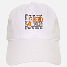 Bravest Hero I Knew Kidney Cancer Hat