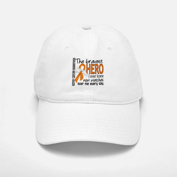 Bravest Hero I Knew Kidney Cancer Hat