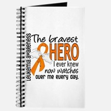 Bravest Hero I Knew Leukemia Journal
