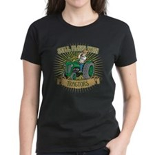 Still Plays with Green Tractors Tee