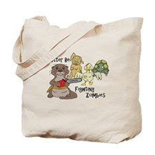 Otter drawing Tote Bag